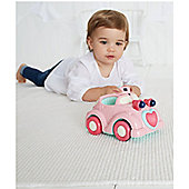 ELC Crazy Convertible Car - Pink