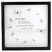 Butterfly Box Frame 35 x 35cm