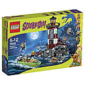 LEGO Scooby Doo Haunted Light house 75903