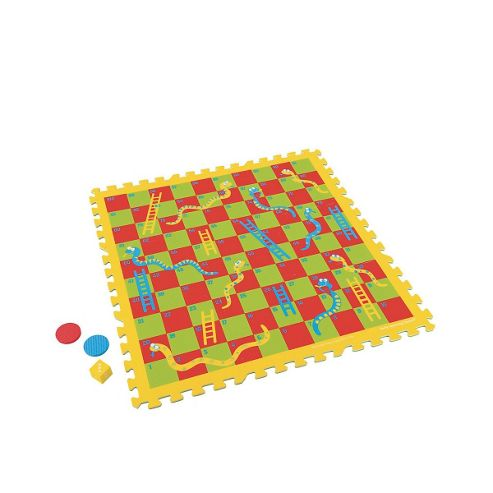 ELC Giant Snakes and Ladders - 2 in 1 Game