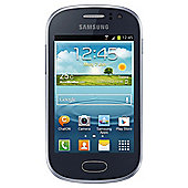 T-Mobile Samsung Galaxy Fame Blue