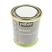 Pebeo Chalkboard Paint - Zinc - 250ml