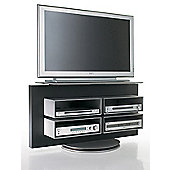 Luke Furniture TV Stand - High Gloss Black