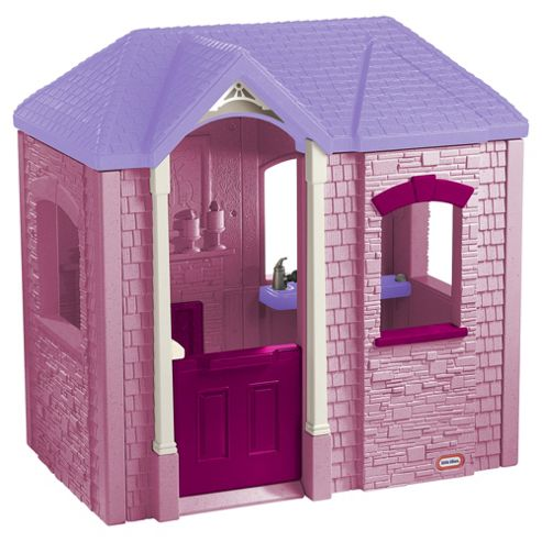 Buy Little Tikes Cambridge Playhouse, Pink from our ...