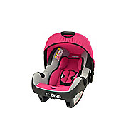 Nania Luxe Beone SP Car Seat, Agora Framboise