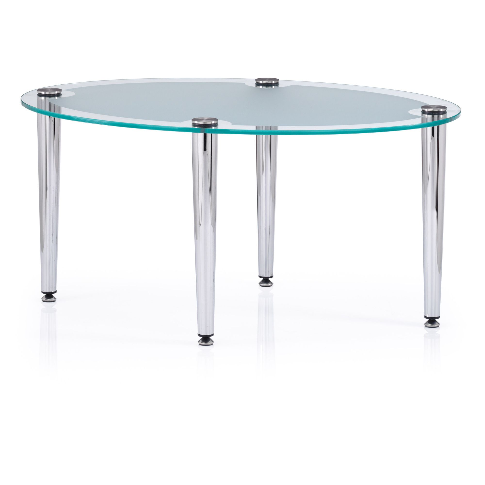 Ocee Design GT Oval Table at Tescos Direct