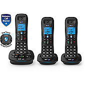 BT 3950 Trio Cordless Home Phone