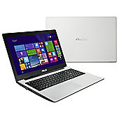 "Asus X553MA 15.6"" Laptop, Intel Celeron, 4GB RAM, 1TB - White"