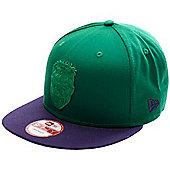 New Era Cap Co Character Poptonal Hulk Snapback Cap - Green