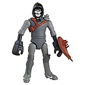 Turtles Mutation Mix N Match Casey Jones Action Figure