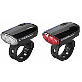 BBB BLS-48 - SparkCombo Front & Rear Light Set (Black)
