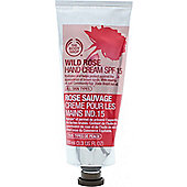 The Body Shop Wild Rose Hand Cream 100ml