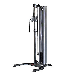 Bodymax CF810 Elite Adjustable Hi-Low Pulley with 160lb Cast Weight Stack