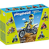 Playmobil Motocross Bike - Sports & Action 5525