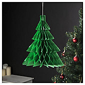 Honeycomb Tree, Green, 1 Pack