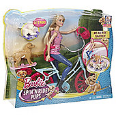 Barbie Spin 'N Ride Pups