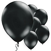 Black Balloons -11' Latex Balloon (10pk)