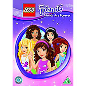 Lego Friends Are Forever DVD