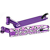 DDAM 4.5inches Street Scooter Deck - Purple