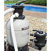 "Hayward Speck Sand Filter Pump Pack- 20"" Filter / Speck 0.8hp Pump"