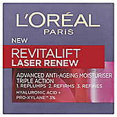 L'Oreal Paris Revitalift Laser Renew Advanced Anti-Ageing Moisturiser 50ml