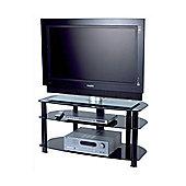 "Sona AV Sona 42"" TV Stand - Black"