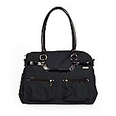 JJ Cole Satchel Changing Bag (Onyx)