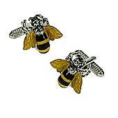 Busy Bee Novelty Themed Cufflinks