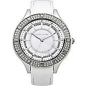 Karen Millen Ladies Swarovski Crystal Watch - KM102W