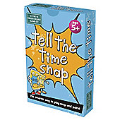 BrainBox Tell The Time Snap Card Game