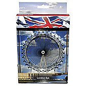 Oxford Diecast 1:1200 Scale London Eye Metal Model