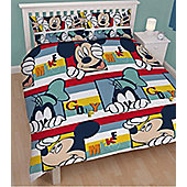 Mickey Mouse Double Duvet - Play