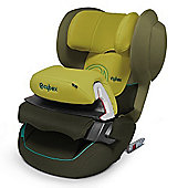 Cybex Juno-Fix Car Seat (Graffiti Green)