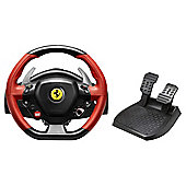 Ferrari 458 Spider Replica Racing Wheel - Xbox One