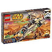 LEGO Star Wars Wookie Gunship 75084