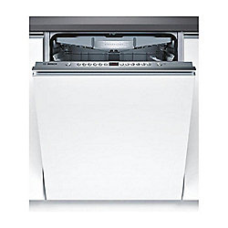 Bosch SMV69P15GB A+ Fully Integrated Dishwasher with 14 Place Settings in White