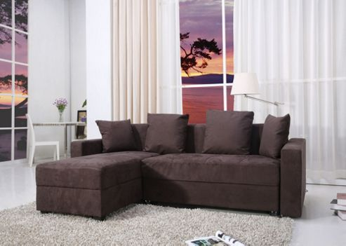 Leader Lifestyle Casa Convertible Sofa Bed