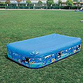"Bestway 144"" x 76"" Coral Reef Pool Debris Cover"