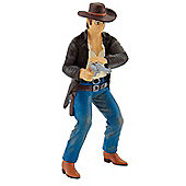 Cowboy with Revolver - Action Figures