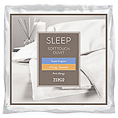Tesco Soft Touch 4.5 Tog Duvet, Superking
