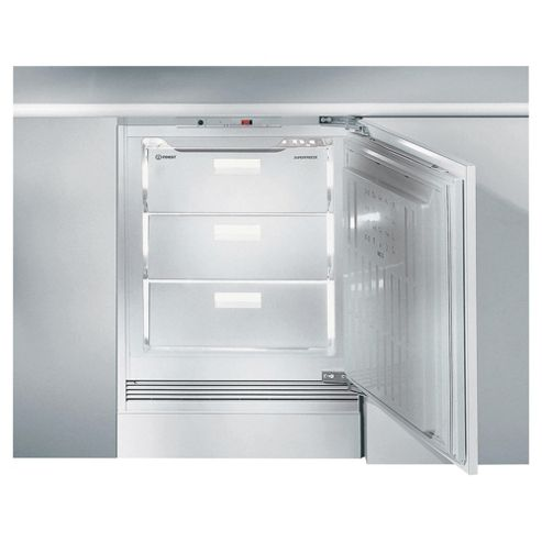 Indesit INFS1212 Integrated Freezer, A+ Energy Rating, White, 60cm