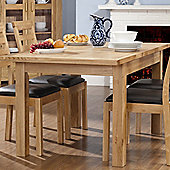 Kelburn Furniture Wiltshire Large Extending Table