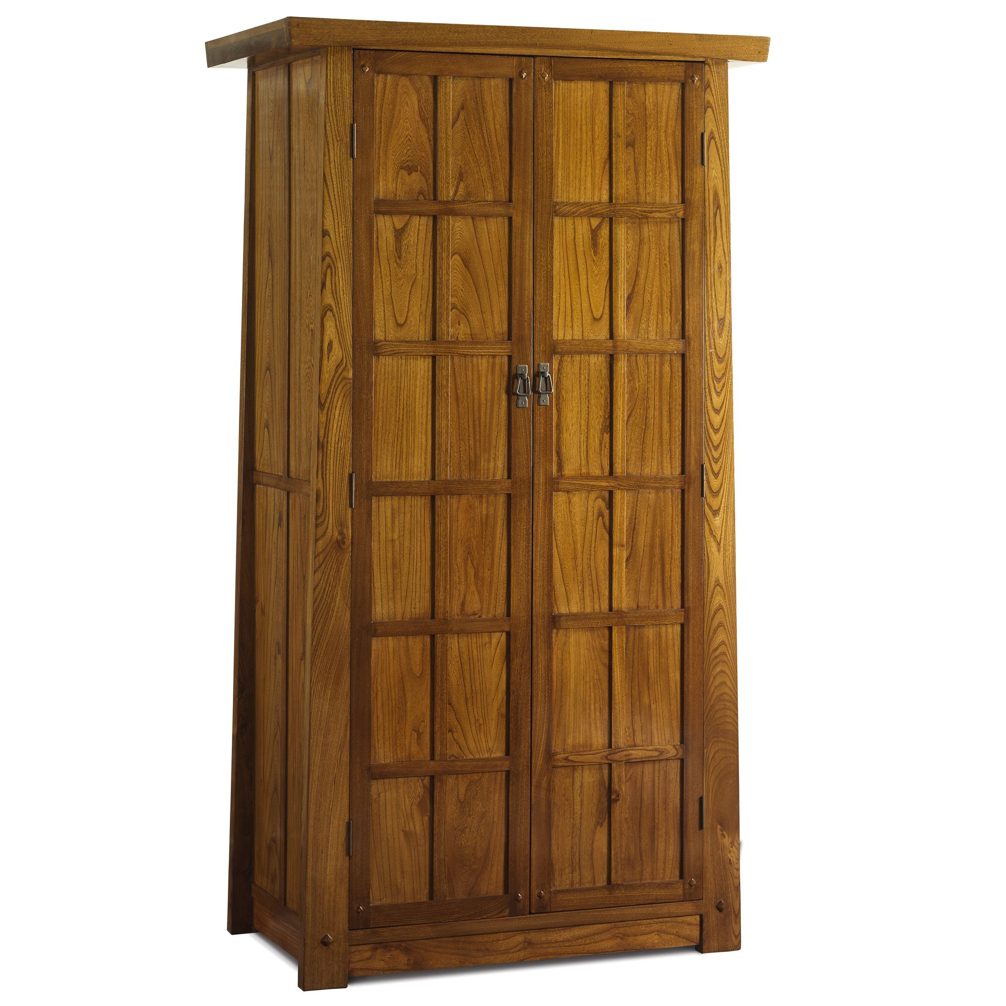 Shimu Asian Contemporary Large Wardrobe at Tesco Direct
