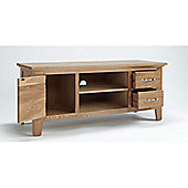 Ametis Cambridge Oak TV Unit - 120cm