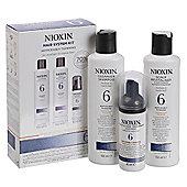 Nioxin Starter Kit System 6