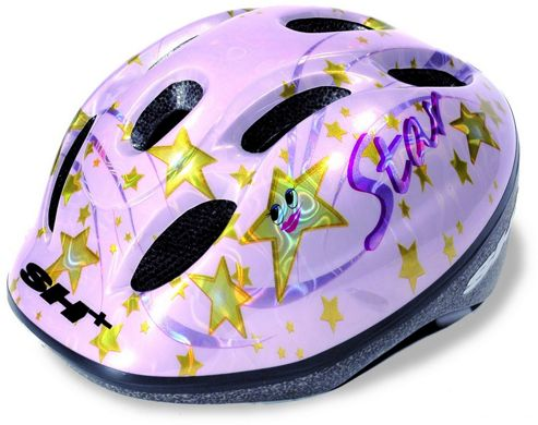 SH+ Lucky Childrens Helmet: Pink Small.