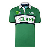 Ireland Rugby Jersey - Green