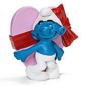 Schleich Smurfs Valentine's Day Smurf 20747