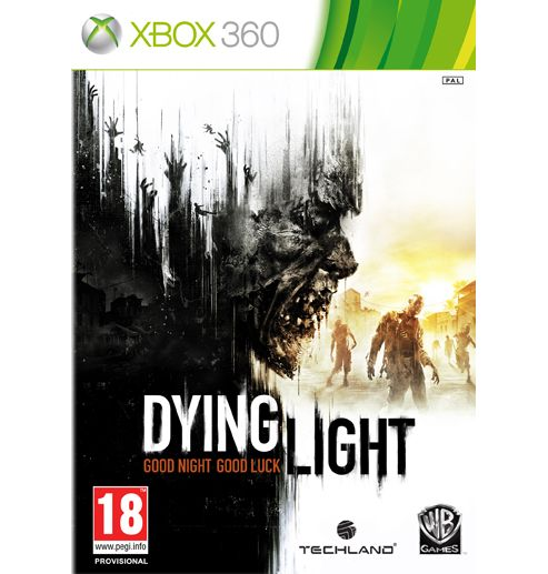 Dying Light Xbox 360