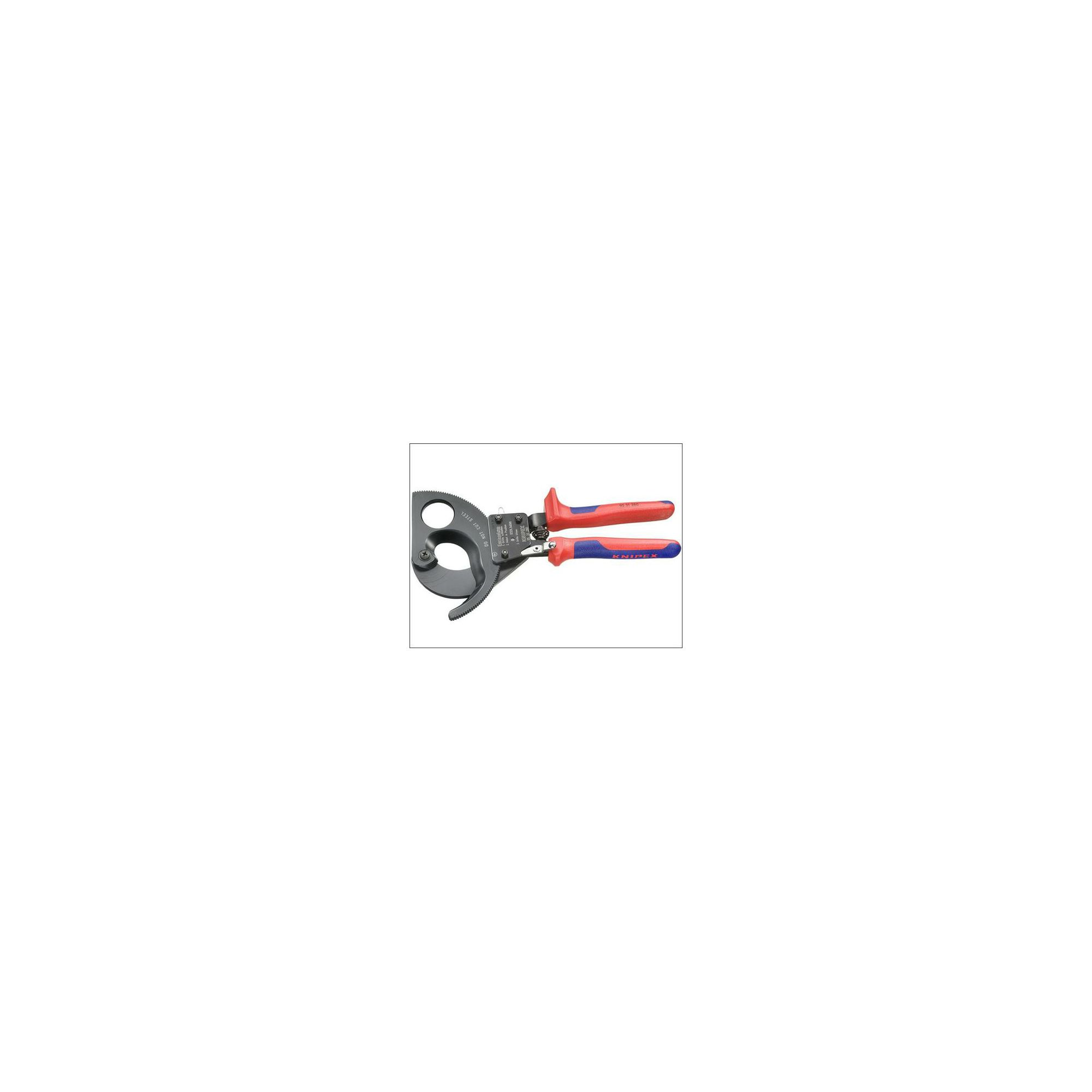 Knipex 9531280 Cable Shears Ratchet at Tesco Direct